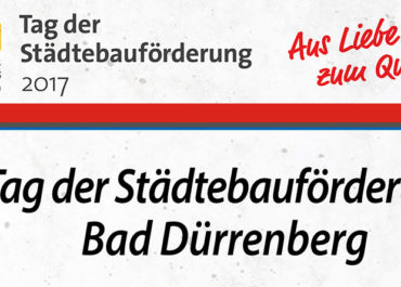 Tag der Städtebauförderung 2017 – Bad Dürrenberg
