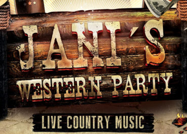 JaNi´s Diner Western Party 21.04.2018