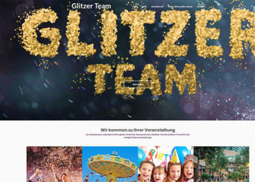 Website Glitzer Team