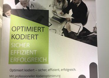 Broschüre mit Pearl Effekt- Kodier Konzept