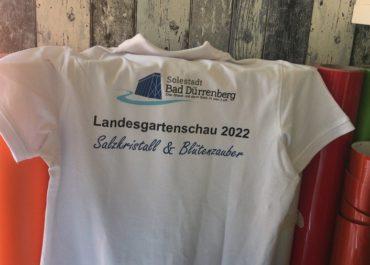 T-Shirts Landesgartenschau Bad Dürrenberg