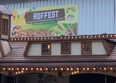 Hoffest Agrar Genossenschaft