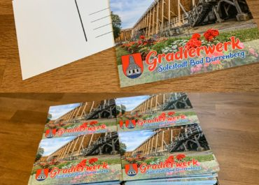 Postkarten // Stadt Bad Dürrenberg