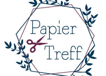 Papier*Treff                 Katerina Birkholz // Logo – Design