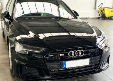 Audi S6 Avant Steinschlagschutzfolie