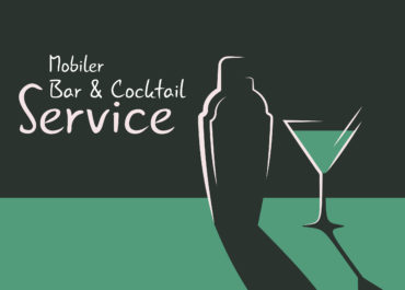 Mobiler Bar & Cocktail Service // Logo