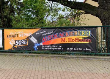 Banner // Autolackiererei M.Hoffmann