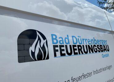 Feuerungsbau Bad Dürrenberg // Folierung
