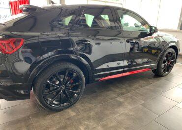 Audi Q3 RS // Folierung