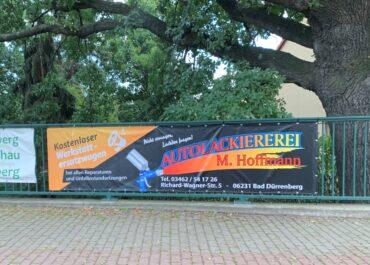 Banner // Autolackiererei M. Hoffmann