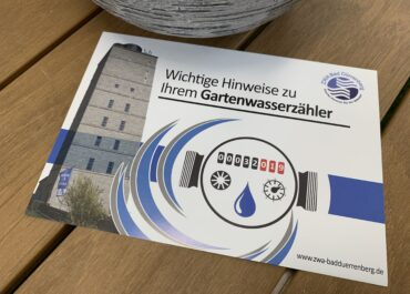 Flyer // ZWA Bad Dürrenberg
