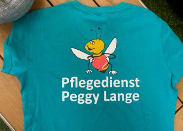 Pflegedienst Peggy Lange / Textildruck