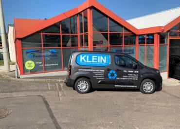 Klein GmbH // Folierung