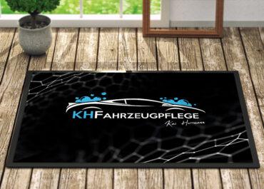 KH Fahrzeugpflege // Fußmatte