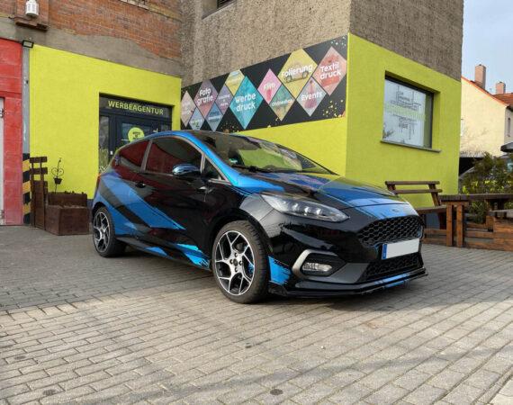 Ford Fiesta ST Designfolierung