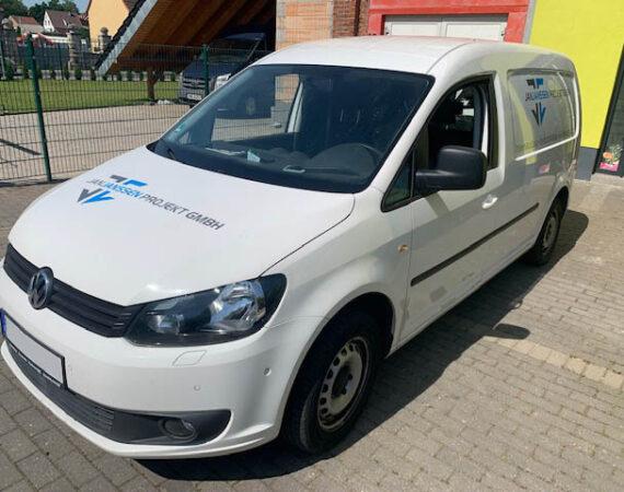 VW Caddy MAXI // JanJanssen Projekt GmbH